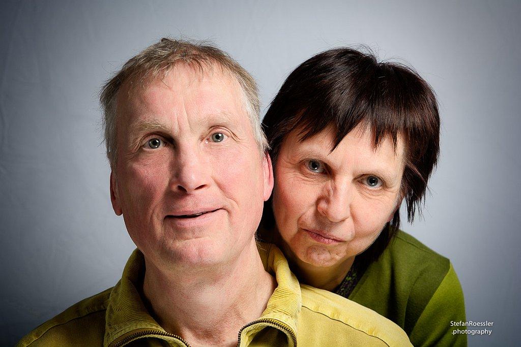 Ilona und Uwe