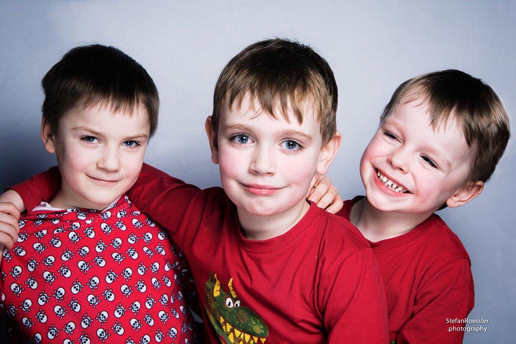 Tim, Kevin, Tobias